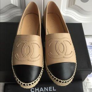 Preloved Chanel espadrille